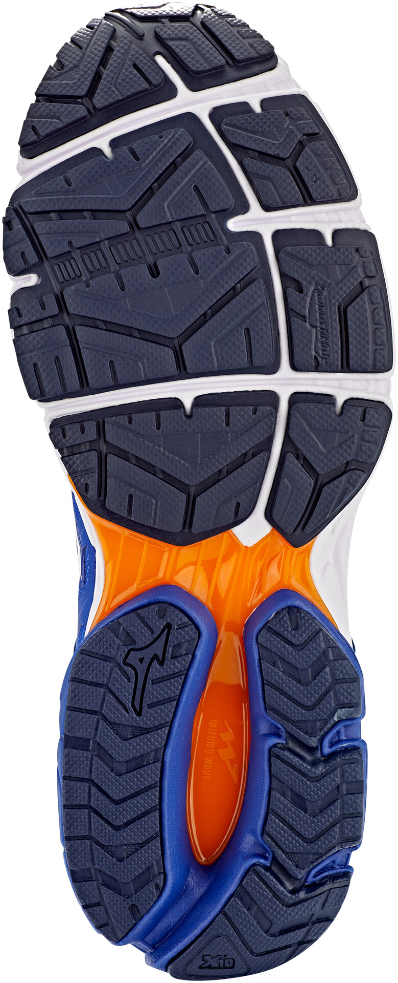 Mizuno Wave Ultima 11 Chaussures de running Homme, true bluewhitedress blues